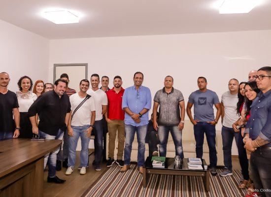 Prefeitura de Ilhéus recebe mais 18 servidores aprovados em concurso