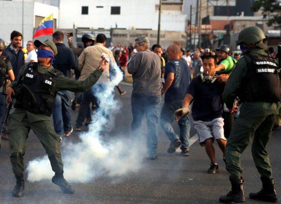 Rússia diz estar pronta para negociações sobre crise na Venezuela