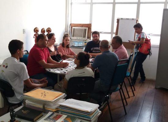 Secult recebe estudantes polonesas para debater sobre turismo cultural