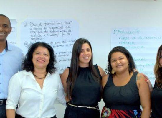 Servidores municipais participam do projeto Liderar o Futuro do Sebrae em Ilhéus