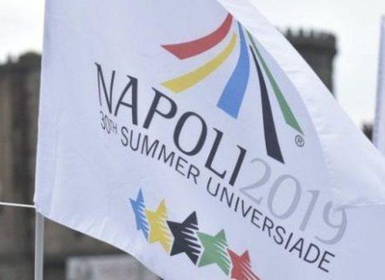 Brasileiros que disputarão Universíade de Verão embarcam para a Itália