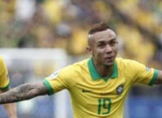 Classificado! Brasil goleia o Peru e avança às quartas da Copa América