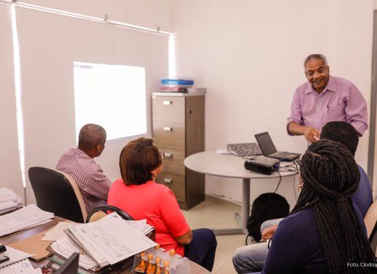 Município inicia implantação do sistema de gestão em setores da Prefeitura