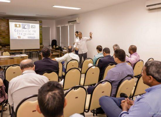 Prefeitura e Embasa realizam audiência pública para debater renovação do contrato