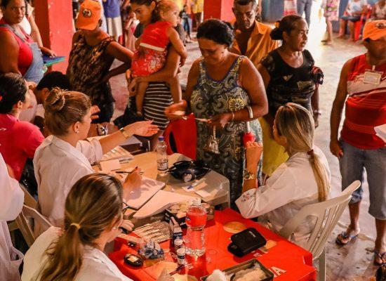 Mutirão Social chega mais uma vez no distrito de Inema