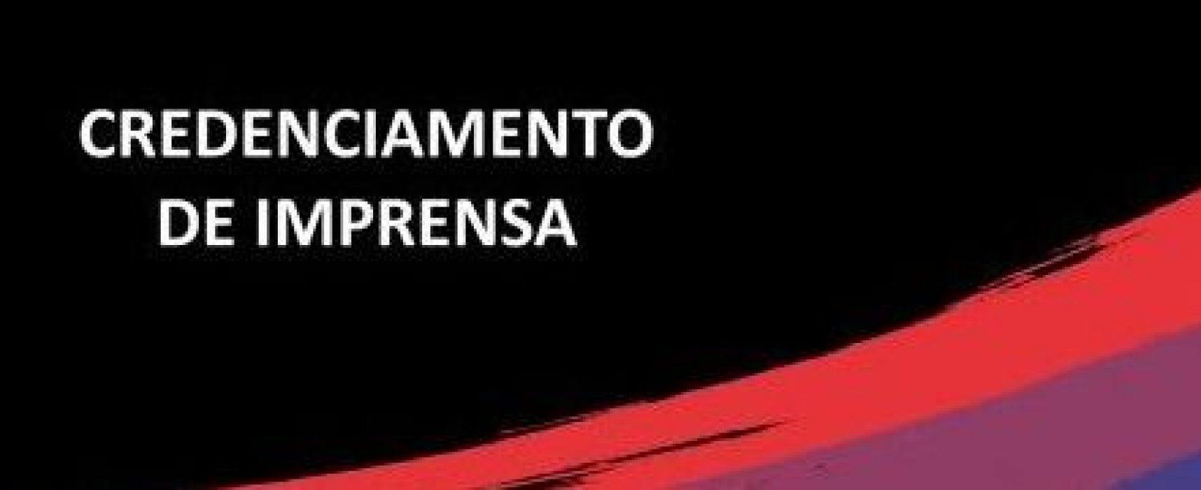 Aberto o credenciamento de imprensa para o Congresso do Intermunicipal 2019