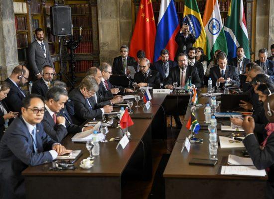 Brics defende reforma no Conselho de Segurança da ONU