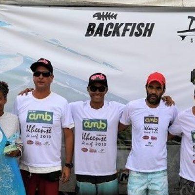Campeonato de surf volta a acontecer em Ilhéus e une gerações do surf