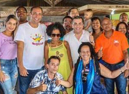 Confraternização destaca sucesso da Vila Cultural e valoriza artistas da terra