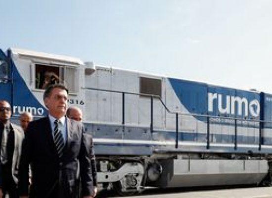 Contrato de concessão da Ferrovia Norte-Sul é assinado em Anápolis