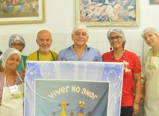 Curso de Panificação transforma a vida de 34 mulheres, na Escola São João Bosco