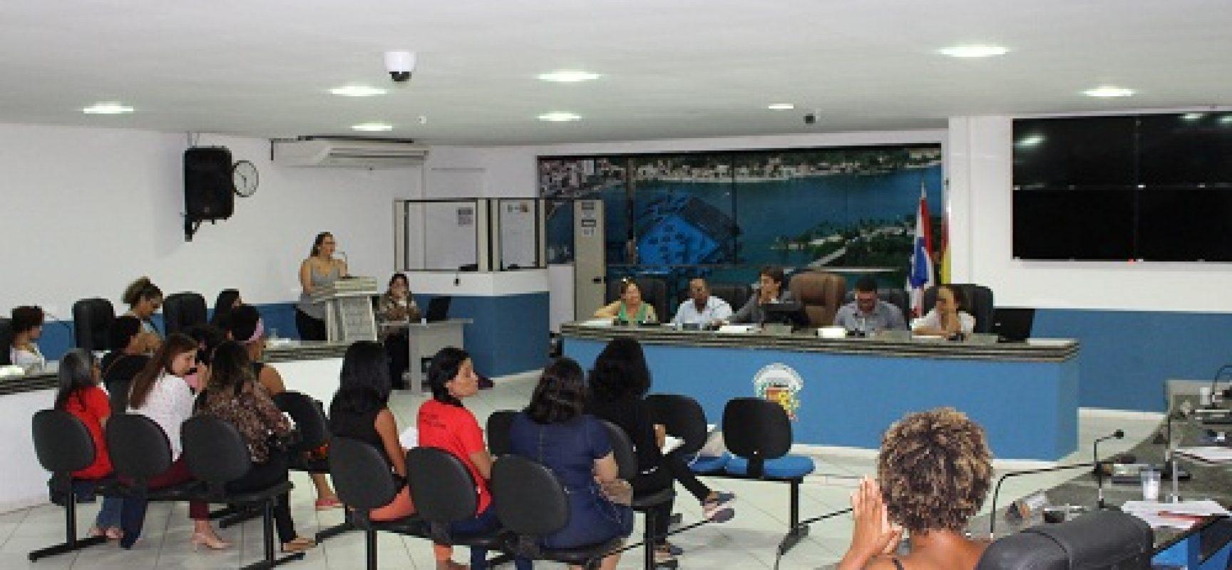Frente Parlamentar de Mulheres avança nas discussões em Ilhéus