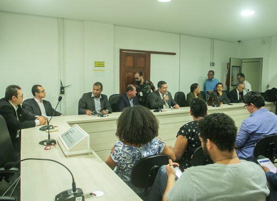 Reunião articulou audiências sobre o corte de verbas nas instituições de Ensino Federal