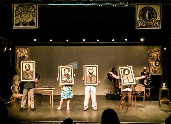 Teatro Popular de Ilhéus leva espetáculos para a Alemanha