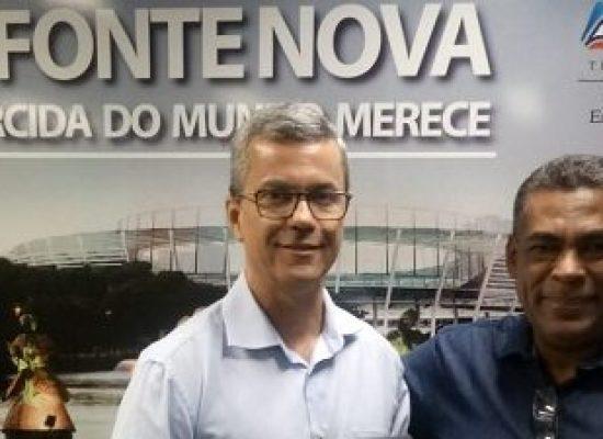 Vereador Gil Gomes busca a viabilização de projetos para o município