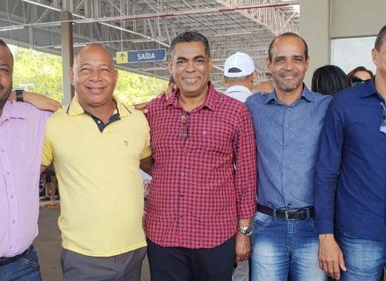 Vereadores prestigiam inauguração do Assaí Atacadista