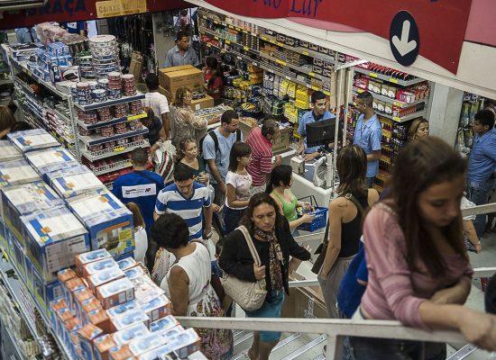 Intenção de Consumo das Famílias sobe 1,8% em agosto