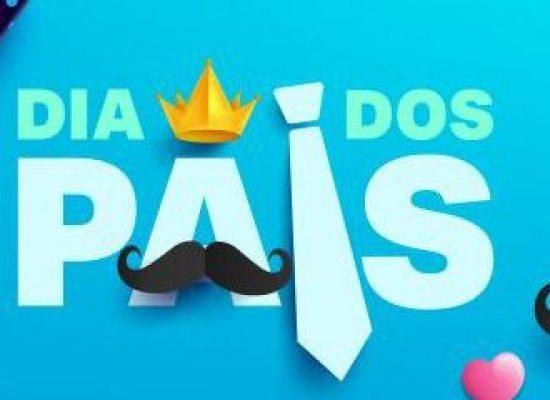 """MENSAGEM DO DIA DOS PAIS DO """"BABA AMIGOS DE MANZO""""."""
