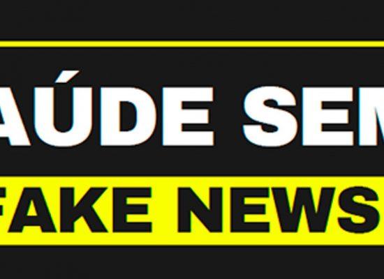 Município de Ilhéus em alerta para as Fake News na área da saúde