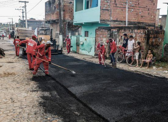 SEINFRA ESCLARECE NOTÍCIAS SOBRE SERVIÇOS DE RECAPEAMENTO ASFÁLTICO – NOSSA SENHORA DA VITÓRIA