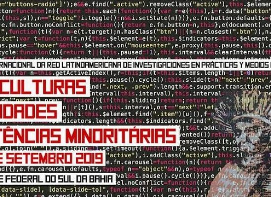 3º Colóquio Internacional debate tecnologia e cultura contemporânea