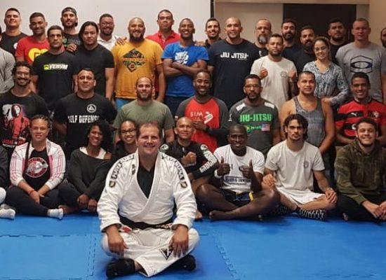 Atleta de Itacaré participa de curso sobre Jiu-Jitsu kids em Salvador