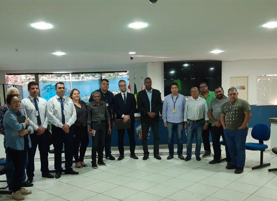Discussões sobre transporte de valores em Ilhéus aconteceram na Câmara Municipal.