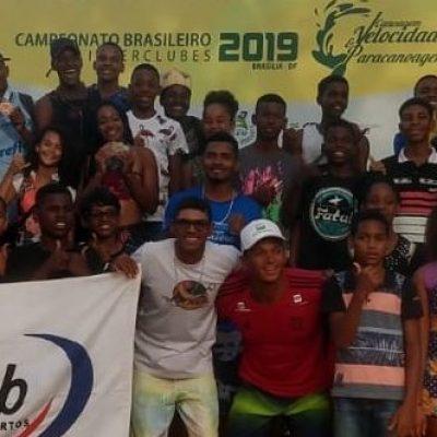 Equipe de Itacaré é mais uma vez campeã do Brasileiro de Canoagem em Brasília