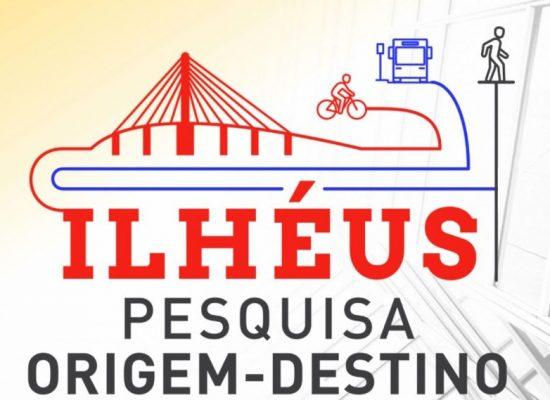 Imprensa é convidada para lançamento de pesquisa sobre origem e destino de passageiros