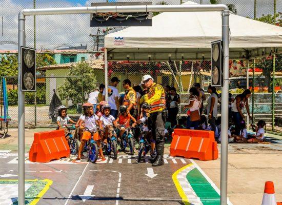 Município promove atividades e ações educativas na Semana Nacional do Trânsito
