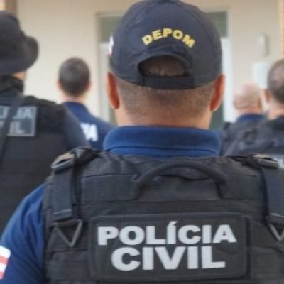 Polícia faz operação contra pornografia infantil na internet