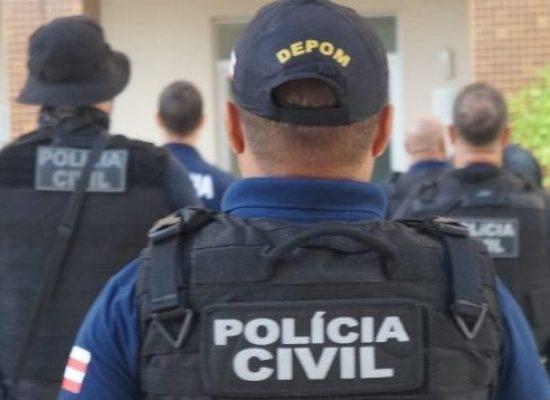 Secretaria de Segurança e PF prendem integrantes de quadrilha de assalto a bancos na Bahia e no Maranhão