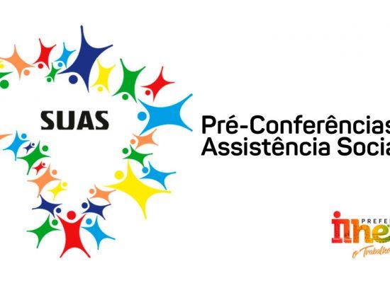 Pré-Conferências da Assistência Social começam nesta quinta-feira (19)
