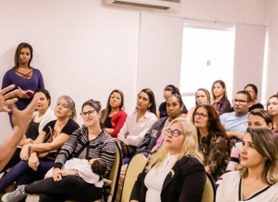 Prefeito de Ilhéus recepciona novos  profissionais da saúde