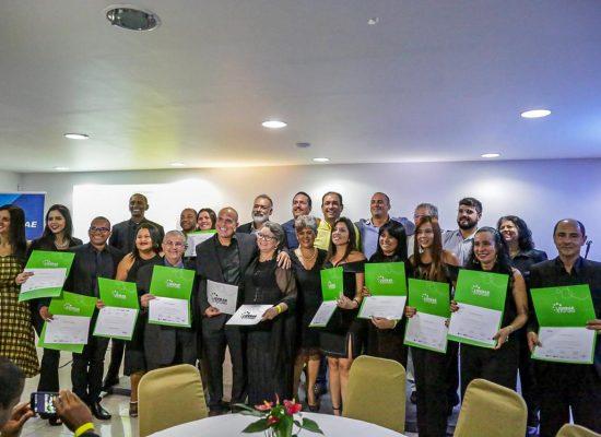 Programa Líder: Prefeito prestigia evento promovido pelo Sebrae