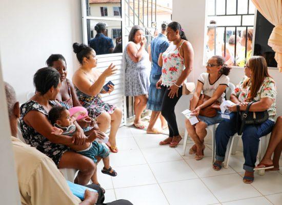 Residencial Rio Cachoeira recebe mutirão social da Prefeitura de Ilhéus