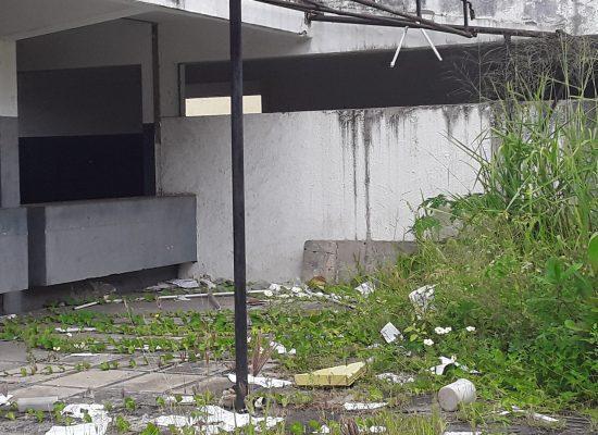 Vereador ESCUTA-PP, começa projetar um destino para o abandonado prédio do MTb, em Ilhéus