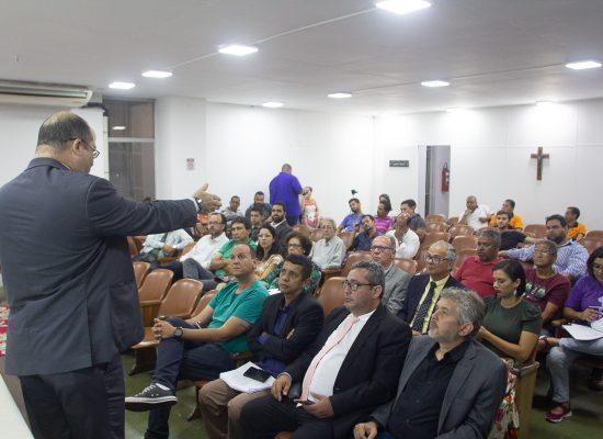 Associação Comercial sedia a primeira audiência para atualização da Lei Orgânica