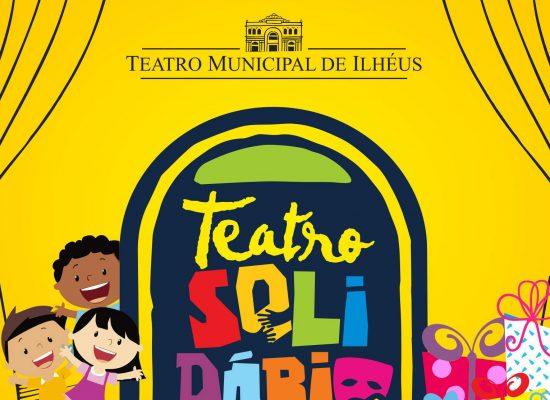 Campanha Teatro Solidário promove peça em comemoração ao dia das crianças