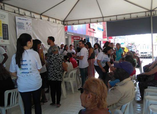 Em Ilhéus, Semana Nacional de Combat eao AVC orienta sobre riscos da doença