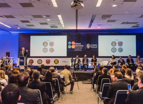 Evento em SP reúne especialistas para debater segurança pública e apresenta tecnologias para o combate à criminalidade