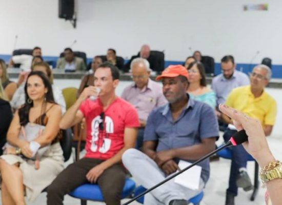 Gastos e metas fiscais da Prefeitura avaliados em audiência na Câmara de Ilhéus