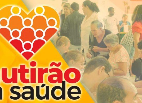Mutirão de Saúde oferece serviços para a comunidade do Sol e Mar