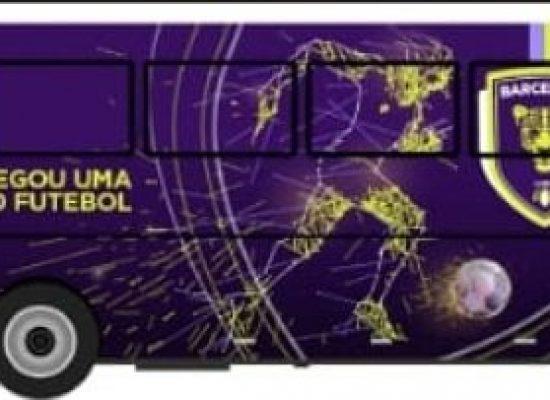Barcelona doa coletes para mais seis escolinhas de Ilhéus