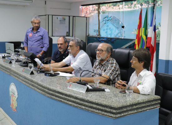 Novos integrantes são empossados  no Conselho Municipal de Saúde