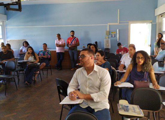 NRS-Sul promove capacitação para técnicos da vigilância em saúde ambiental