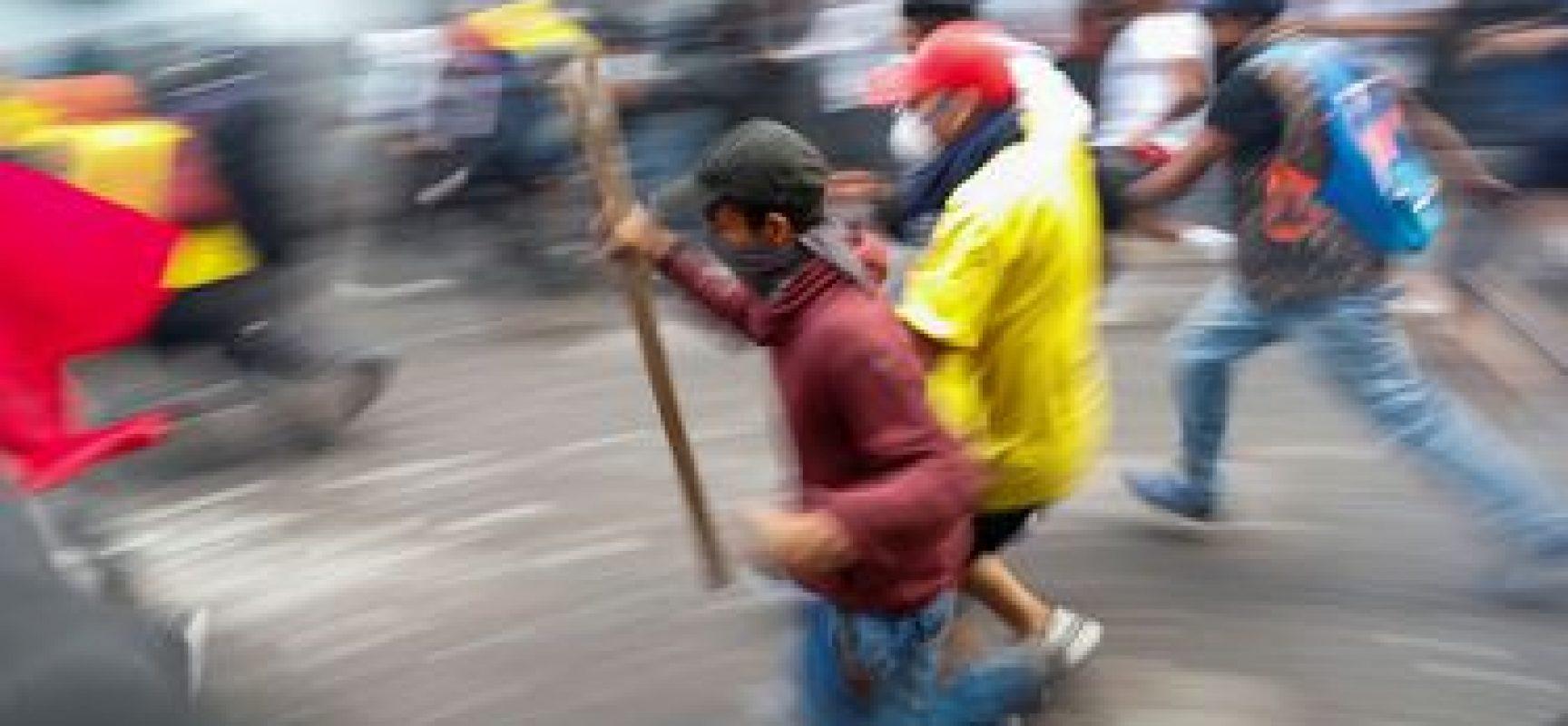 Número de mortos em protestos no Equador chega a cinco
