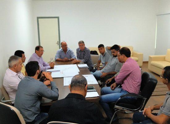 Prefeitura de Ilhéus discute obras da Vila Gastronômica do Banco da Vitória