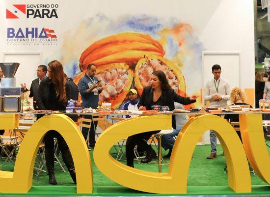 Produtores do Brasil participam do 25° Salão do Chocolate de Paris