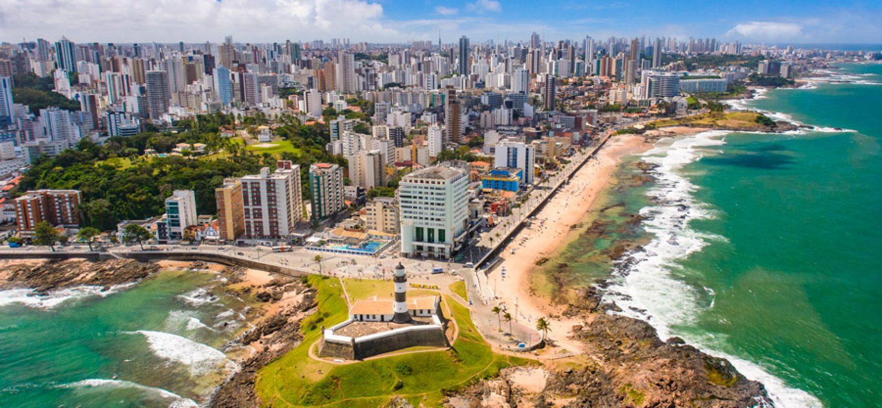 Salvador está entre os três destinos nacionais mais buscados para os feriados de novembro